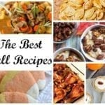 The Best Fall Recipes & Create Link Inspire Party