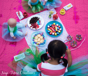 Tea Party Themed Birthday Party