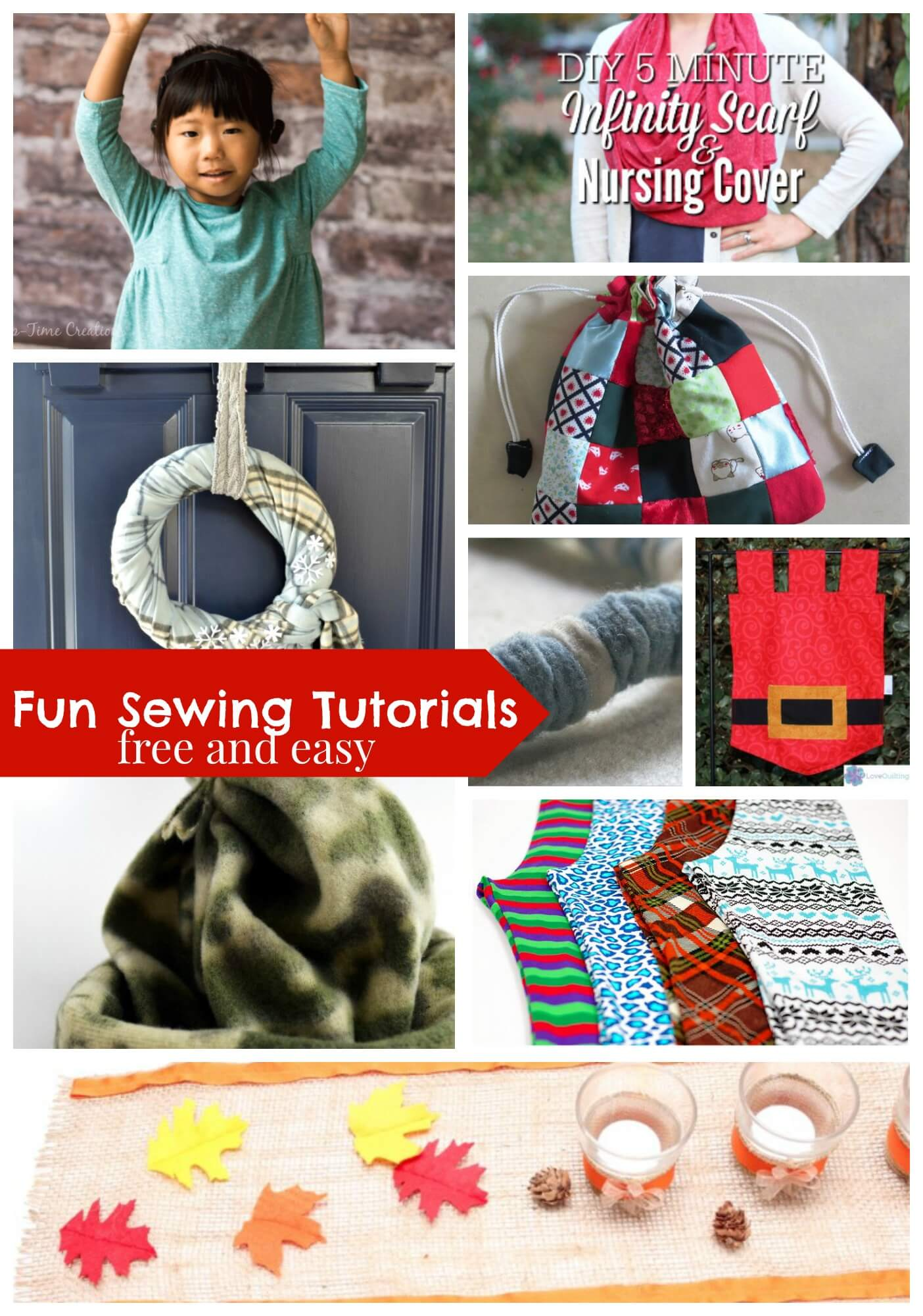best-sewing-tutorials from Nap-Time Creations