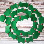 Holly Jolly Christmas Countdown Calendar