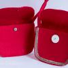 small felt purse sewing pattern