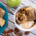 Caramel Apple Pecan Rolls