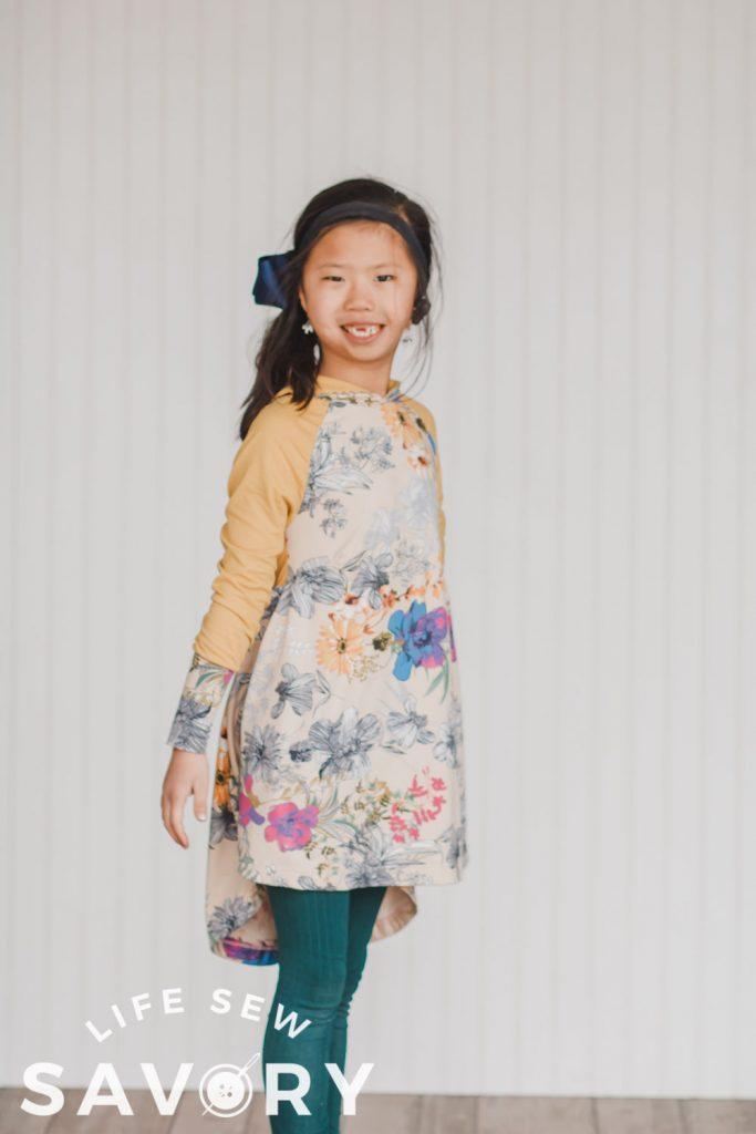 twirly dress in size 6