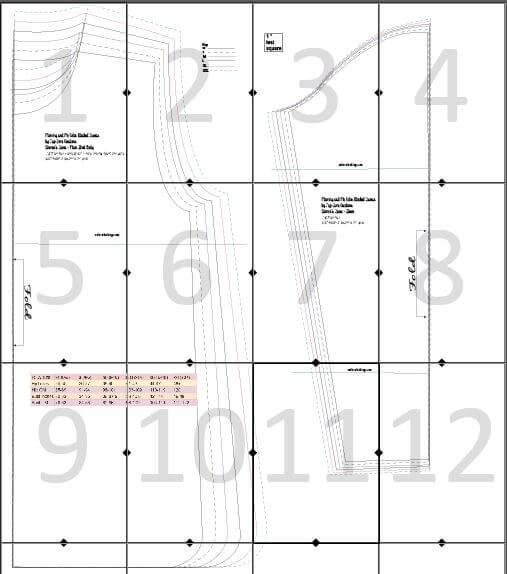 womens-tunic-layout