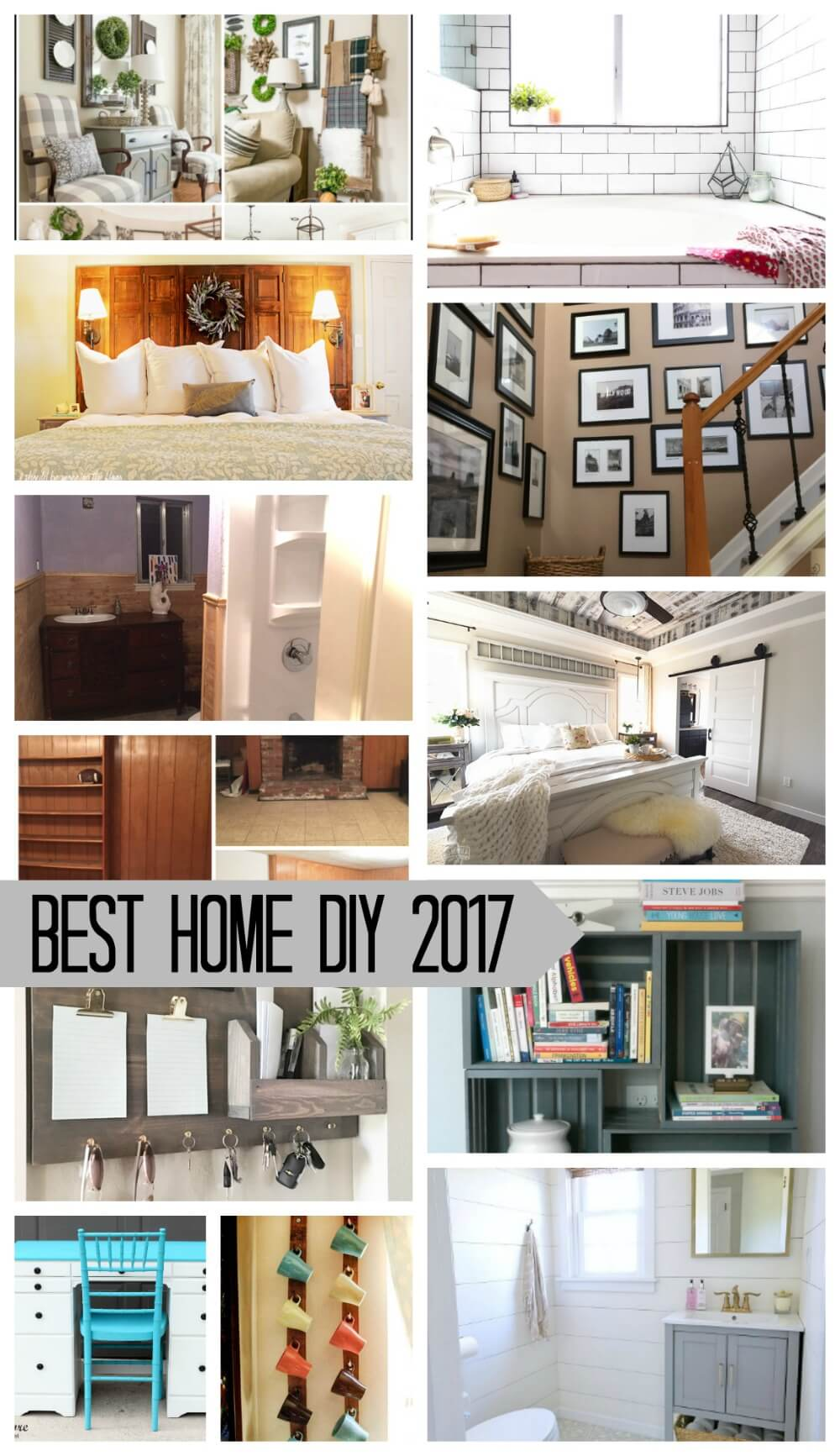 best home DIY inspiration from Nap-Time Creations
