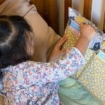 DIY Reading Pillow & First Book Literacy Program