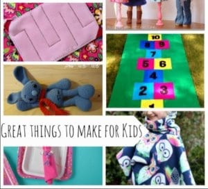 Great things to make for kids & Create Link Inspire