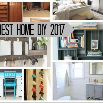 Best Home Makeovers & Create Link Inspire Party