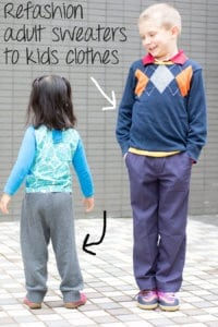 refashion sweaters kids clothes from-Nap-Time-Creations