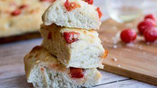 {easy} Focaccia Bread