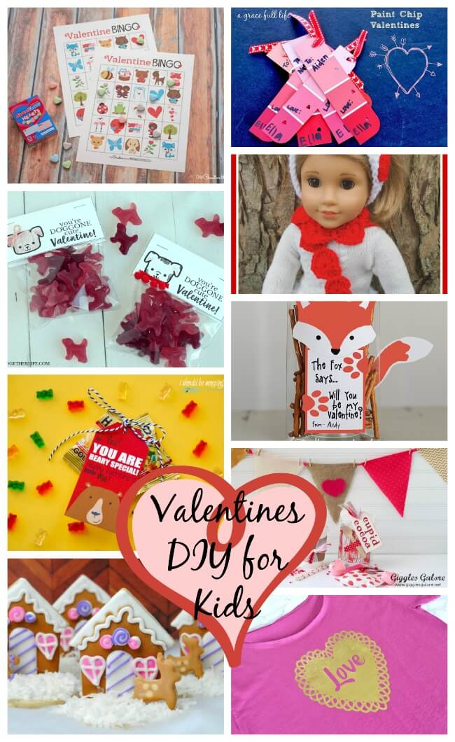 valentines DIY for Kids from Nap-Time Creations