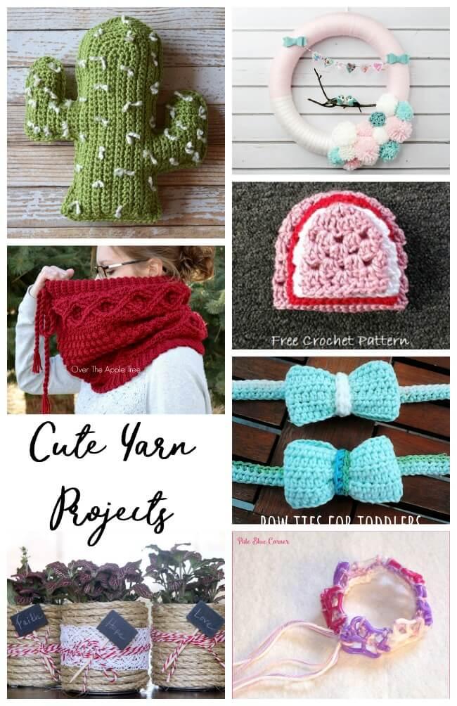 Cute Yarn Projects
