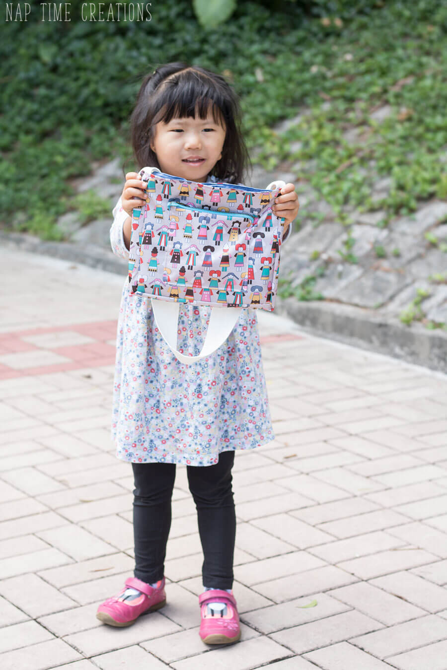 little messenger bag free pattern
