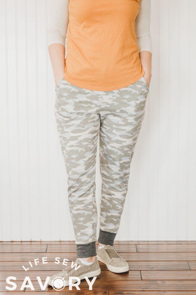 free pdf sweatpants pattern for women