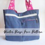 Winter Purse Free Sewing Pattern