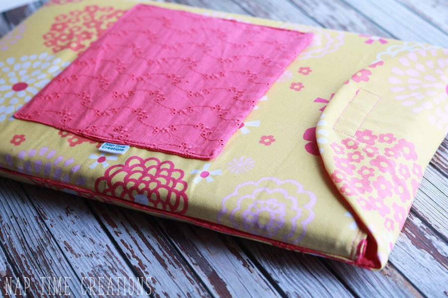 Padded Laptop Sleeve Sewing Tutorial