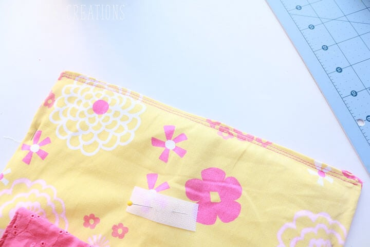 sew a pretty laptop case