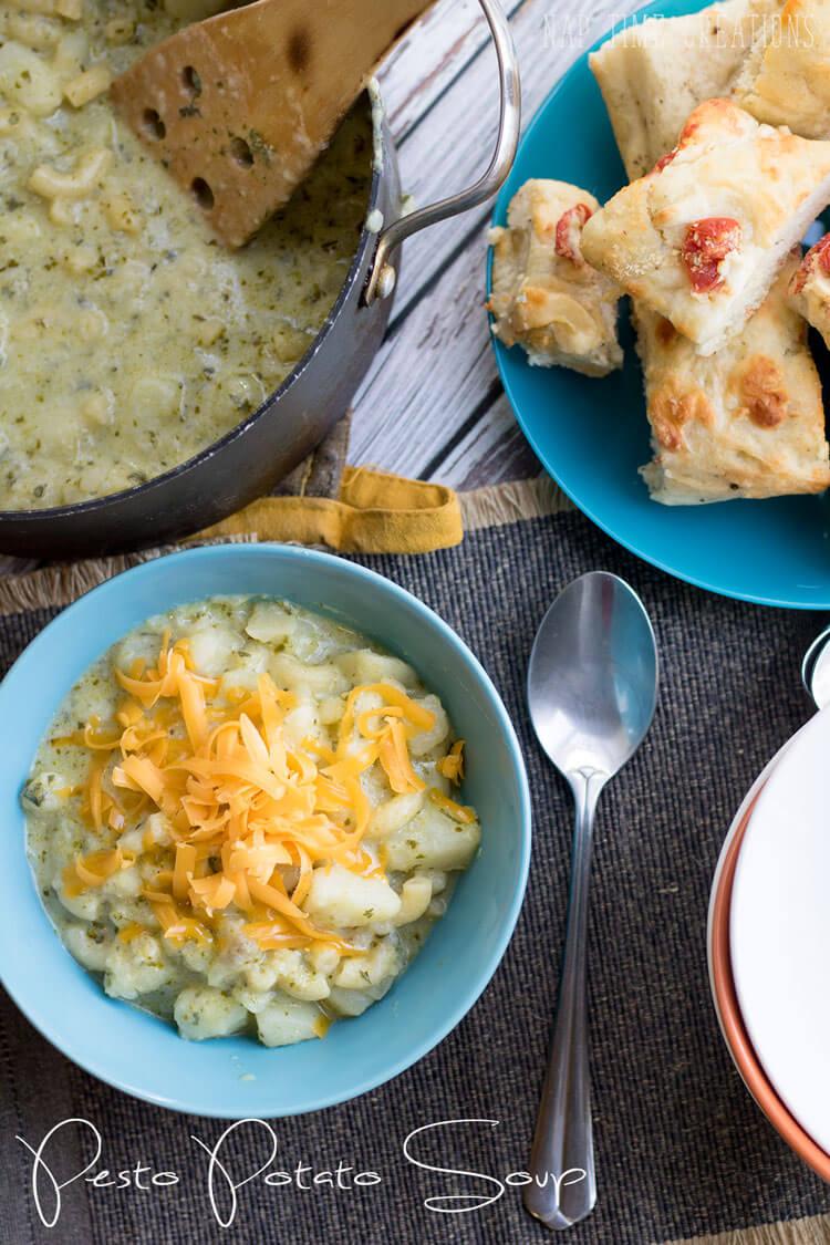 pesto potato soup recipe-from-Nap-Time-Creations