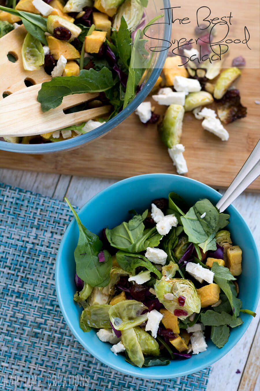 best super foods salad from-Nap-Time-Creations
