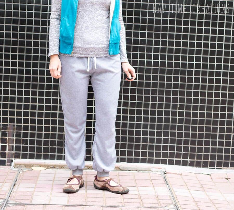 Womens' Jogger Pattern FREE