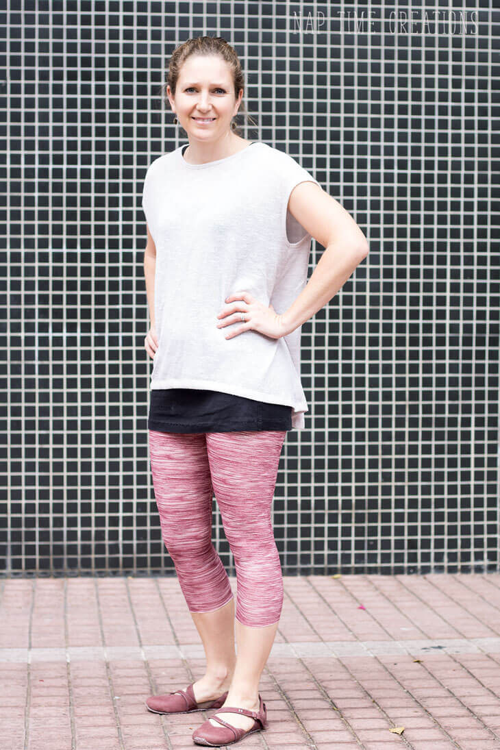 free womens legging pattern