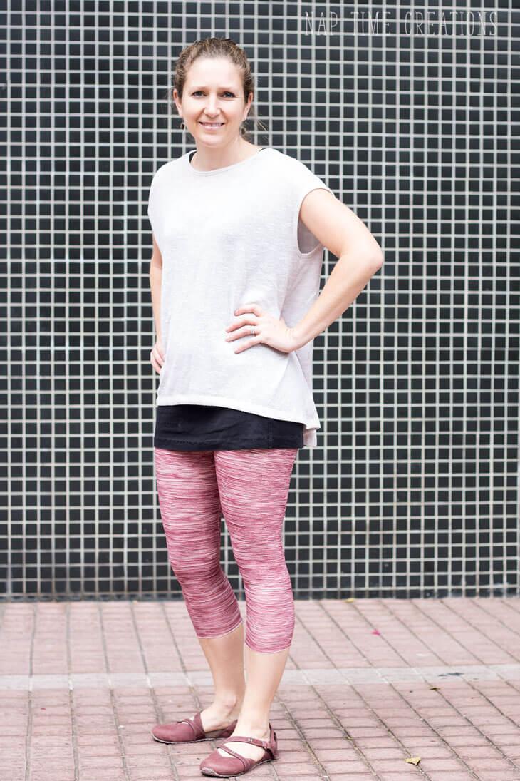free womens legging pattern
