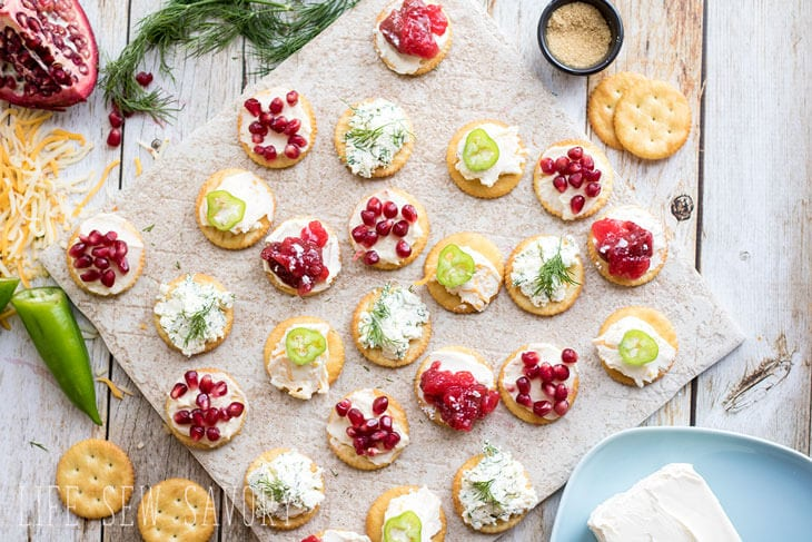 best cracker appetizers