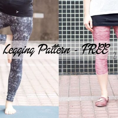 Free Leggings Pattern for Women