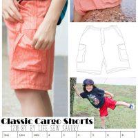 cargo shorts image