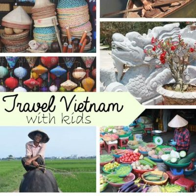 Travel with Kids Vietnam