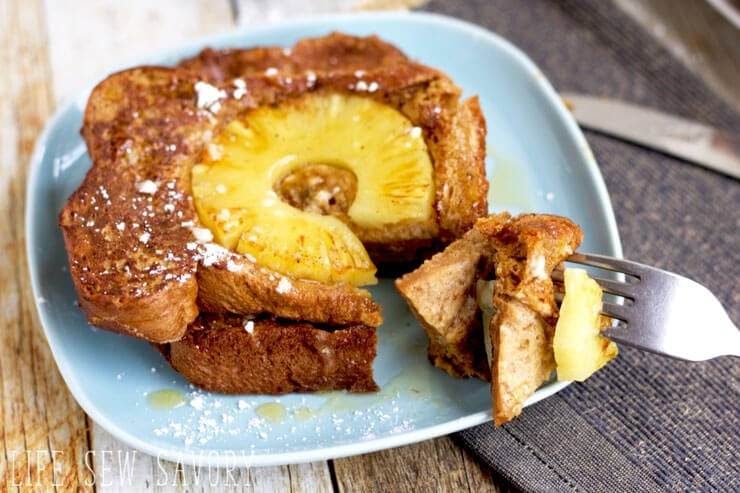 pineapple french toast a flavorful twist on the classic french toast