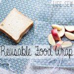 Reusable Food Wraps – Beeswax fabric