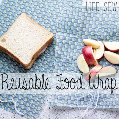 Reusable Food Wraps – Beeswax fabric