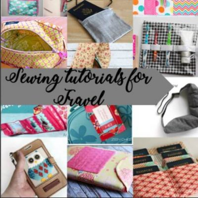 Sewing tutorials for Travel to Univeral Studios