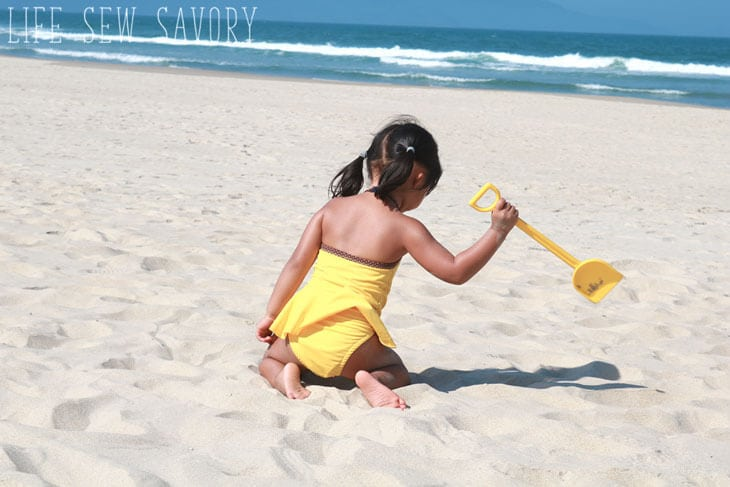free toddler bathing suit pattern