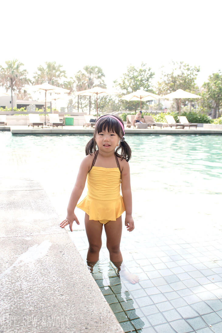 cute toddler swim suit free pattern