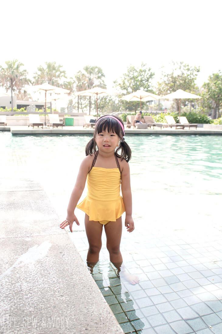 cute toddler swim suit free pattern