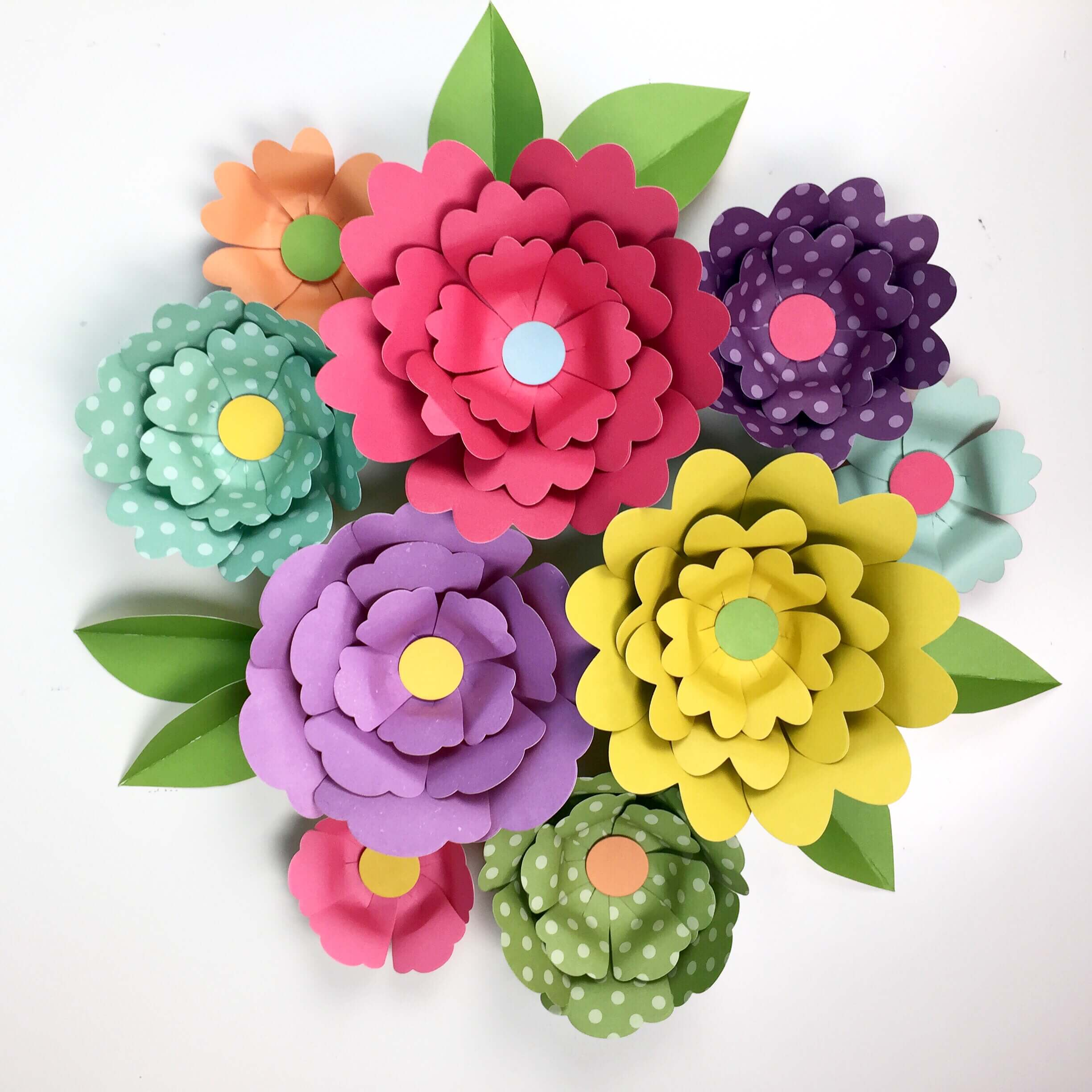 Jen Gallacher Made Gorgeous Flowers How Fun To Try This