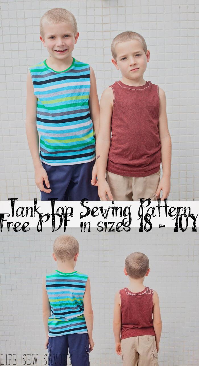 Tank top pattern boys free pdf life sew savory tank top pattern free sewing pattern for boys from life sew savory jeuxipadfo Choice Image