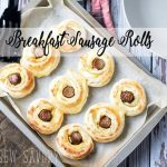 breakfast puff pastry