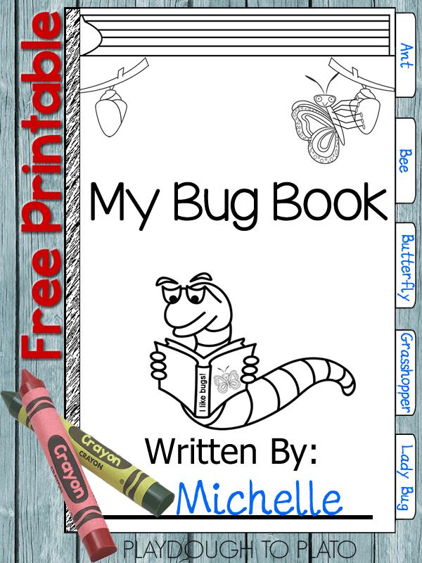 printable bug book