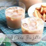 Iced Chai Tea Latte Recipe – summer drinks