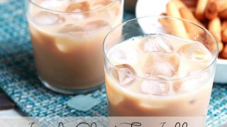 Iced Chai Tea Latte Recipe – summer drinks