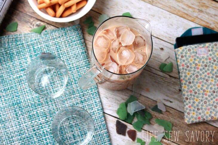 iced chai tea latte summer drinks