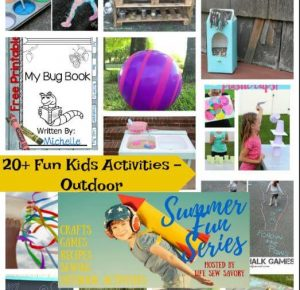 Fun Activities for Kids Outdoors
