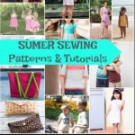 Fantastic Summer Sewing – summer fun series