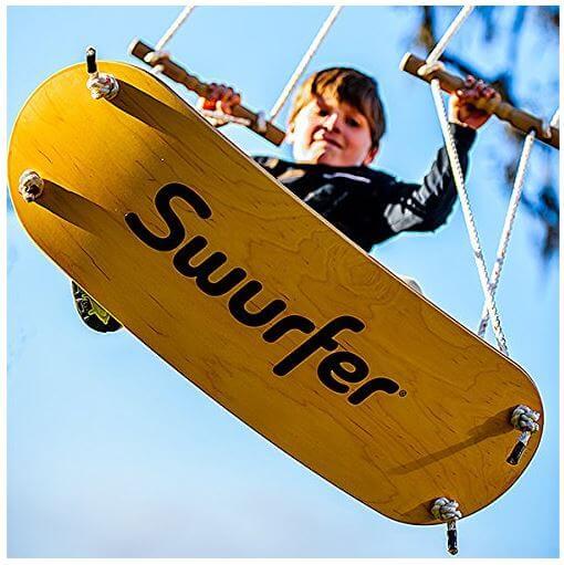 fun swing for backyard fun