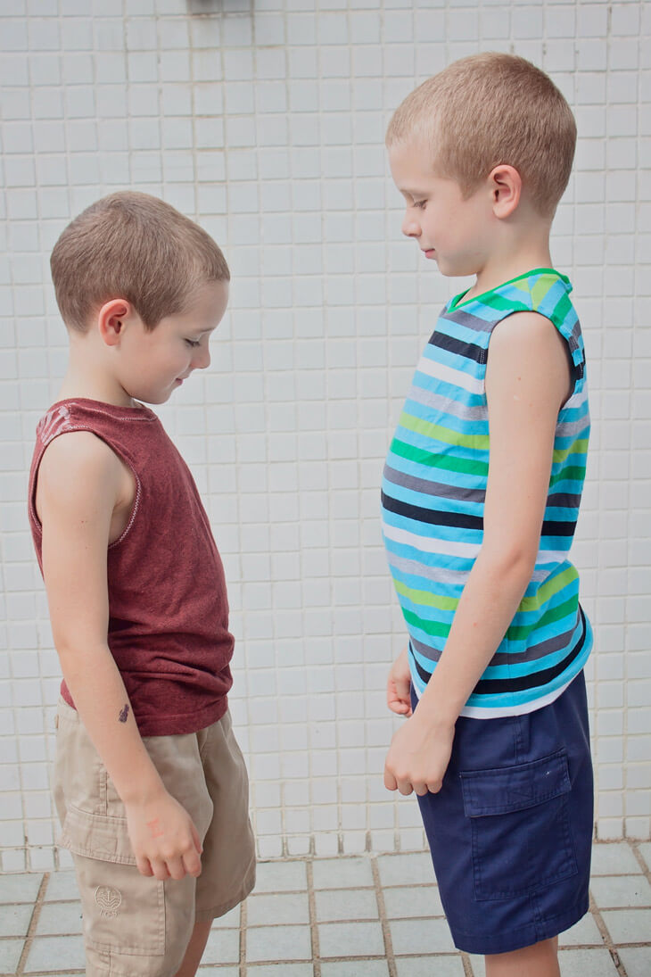 boys free tank top pattern