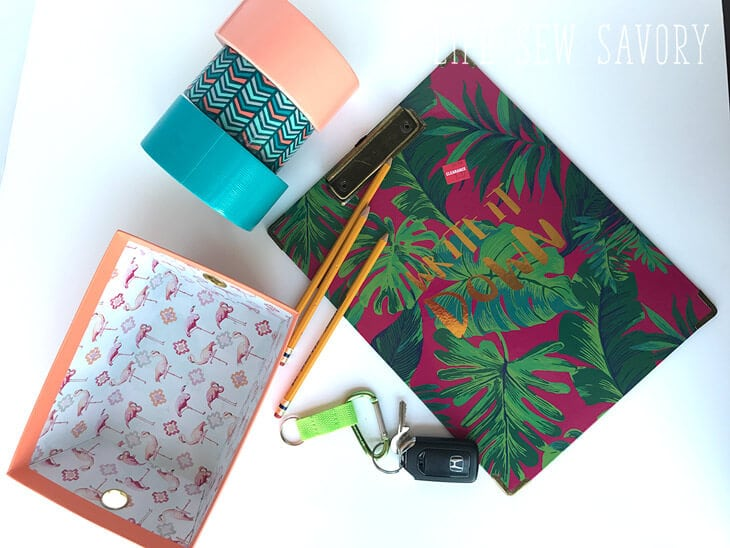 Duct Tape Crafts Back To School Life Sew Savory