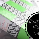 Getting organized for school with Duck Tape®